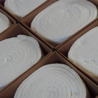 Buy cheap Wholesale fire proof heat insulation white ceramic fiber blanket from wholesalers