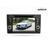 Buy cheap OEM Audi A4 Full Touch Screen Car DVD Player with Canbus BT 3G AM / FM Navigation from wholesalers