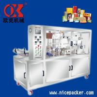 Buy cheap OK-560 Cellophane Wrapping Machine from wholesalers