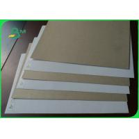 Buy cheap Grade AAA 350gsm Duplex Board CCNB / Clay Coated News Back for Packaging from wholesalers