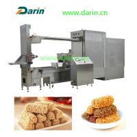 Buy cheap Leisure Food Oatmeal Chocolate Pet Food Production Line Automatic High Performance from wholesalers