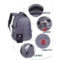 Buy cheap Laptop Notebook Backpack 15.6 Swiss Tourist Black from wholesalers