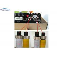 Buy cheap Quad Display Passenger Tracking System , Wireless Manual Passenger Counter product