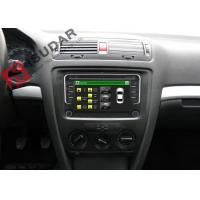 Buy cheap Wince System VW Car DVD Player With Usb Skoda Car Stereo Built In IPod 800M CPU from wholesalers