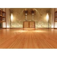 Buy cheap Thickness 12mm ECO Laminate Flooring AC4 V Paint Groove Waxed EIR Surface from wholesalers