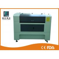Buy cheap LCD Control CO2 Laser Engraving Cutting Machine Water Cooling For Rubber / Wood from wholesalers