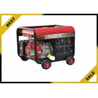 Buy cheap 9 Kw Compact Gasoline Electric Generator Low Fuel Consumption Continuous Stable Running from wholesalers