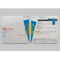 Buy cheap Original Office 2013 Retail Box Media DVD , Office Home And Business 2013 Multi Functions from wholesalers