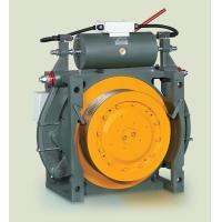 Buy cheap WWTY Gearless Traction Machine / Elevator Traction Motor from wholesalers