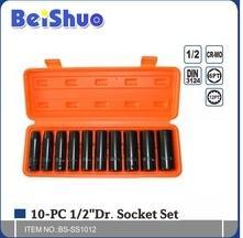 "China 10pcs 3/4"" socket set on sale"
