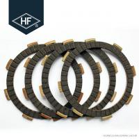 Buy cheap Cork Motorcycle Clutch Plate Fiber Friction 50Nm Torque 5 Pcs OEM Service from wholesalers