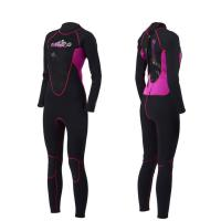 Buy cheap Women 3mm full wetsuit diving suit scuba wetsuit pro classic SCR with nylon wholesale from wholesalers