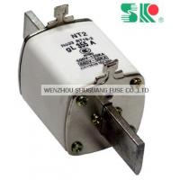 Buy cheap Nh2 Square Pipe Fuse Links with Knife Contacts from wholesalers