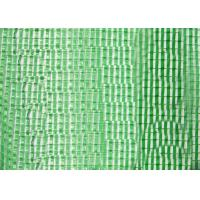 Buy cheap Plastic Polypropylene Woven Industrial Mesh Bags For Orange / Garlic , Tubular Shaped from wholesalers