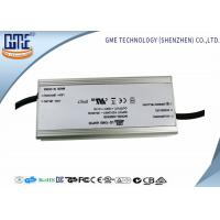 Buy cheap Waterproof Sliver Aluminum IP67 100W Constant Current LED Driver 100V - 240V product