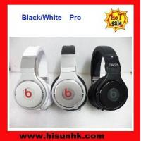 Buy cheap Black/ white monster pro,  beats pro,  pro headphones by beats dr dre from wholesalers