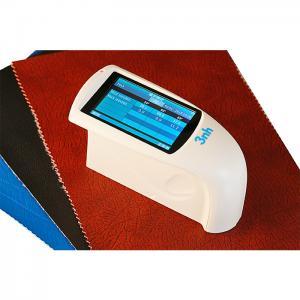 Buy cheap Portable Gloss Meter 20 60 85 degree with big range 0.1gu 2000 gu PC software NHG268 product
