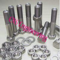 Buy cheap Stainless Steel UNS S31254/254SMO Hex Bolts from wholesalers