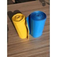 Buy cheap Plastic Garbage Sack Lightweight , Polyethylene Biodegradable Dustbin Bags from wholesalers