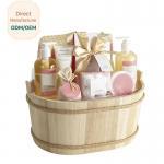 Buy cheap Beautiful Body Care Bath Gift Set / Luxury Shower Gel Gift Set 150ml 200ml from wholesalers
