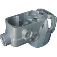 China OEM Body grave die casting aluminum alloys / cast aluminum parts on sale