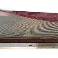 Buy cheap Primrose / Cream Coated DVA One Way Mesh 820Mm X 2000Mm Size For Office / Building from wholesalers