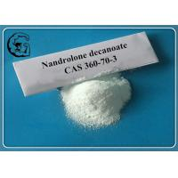Buy cheap Deca Durabolin Injectable Anabolic Steroids Nandrolone Decanoate CAS 360-70-3 from wholesalers