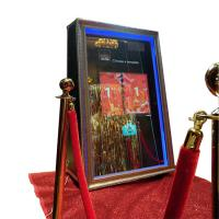 Buy cheap Hot Sale Infrared Frame 55 inch Selfie Magic Touch Screen Mirror me Photo Booth from wholesalers