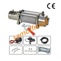 Buy cheap 12000LBS CE Certificate 4x4 Off Road Winch from wholesalers