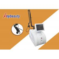 Buy cheap Self Calibration Co2 Fractional Laser Machine 0.05mm2 Spot Area from wholesalers