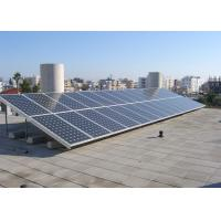 China Building 5 KW Residential Solar Power Systems , Solar Panel System For Home on sale