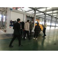 Buy cheap Metal or Aluminum Alloy Industrial Motorized Automatic Overhead Roller Shutter Door from wholesalers