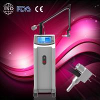 Buy cheap 60w rf  tube CO2 Fractional Laser Machine For Wrinkle Removal Strech mark Removal from wholesalers