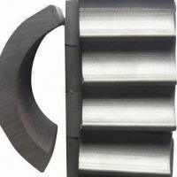 Buy cheap Ferrite Magnets, Made of Oxide with Barium or Strontium Carbonate, Nice Anti-corrosion Performance product