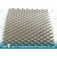 Buy cheap PT MMO Coated Titanium Mesh Grade 1 Use For Water Ionizer from wholesalers