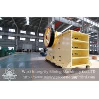 Buy cheap Mineral Processing Machine Mobile Jaw Crusher Gallet Stone Breaking from wholesalers