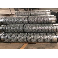 Buy cheap Bto-22 Galvanized Razor Concertina Barbed Wire Coils For Security from wholesalers
