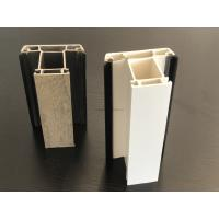 Buy cheap Casement Window UPVC Building Materials , 5.85 Decoration Plastic Extrusion Parts from wholesalers