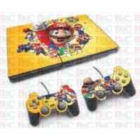 Buy cheap PS2 Slim Skin sticker with 2pcs controller skins from wholesalers