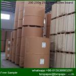 Buy cheap Duplex board with grey back,Duplex Paper Board,duplex board from wholesalers