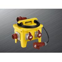 Buy cheap Heavy Duty Temporary Power Distribution Box IP67 Waterproof Protection from wholesalers