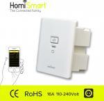 Buy cheap Homismart-INA Smart Home Free APP Intelligent Automation WiFi Smart Wireless Switch WiFi EU Switch from wholesalers