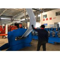 Buy cheap Clip Lock Auxiliary Machinery Self Lock Steel Roofing Sheet Crimping Machine from wholesalers