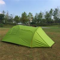 Buy cheap Hot Selling Double Layers 4-5 Person Waterproof Outdoor Camping Tent Family Camping Tent Party Tent(HT6028) from wholesalers
