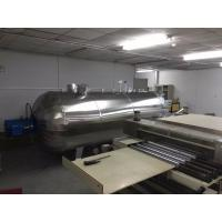 Buy cheap Glass Laminating Autoclave High Pressure Autoclave Glass Reactor For Textile / Building from wholesalers