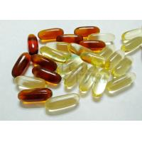 Buy cheap Health supplement lecithin deep and sea fish oil Omega 3 softgel capsules from wholesalers