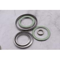 Buy cheap ASME B16.20 Spiral Metallic Gasket , Inner Ring Gasket Good Resilience from wholesalers