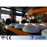 Buy cheap Eco Friendly High Speed PS Foam Plate Making Machine With Automatic Robot arm product