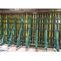 Buy cheap 8.0m Wall Shuttering System , Single Sided Wall Formwork Without Tie Rod System from wholesalers