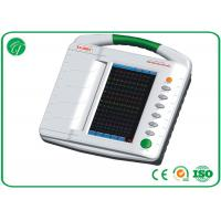 Buy cheap Digital 3D Portable ECG Machine Tablet Screen Support SD Memory Card from wholesalers
